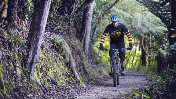 Recreational MTB rides