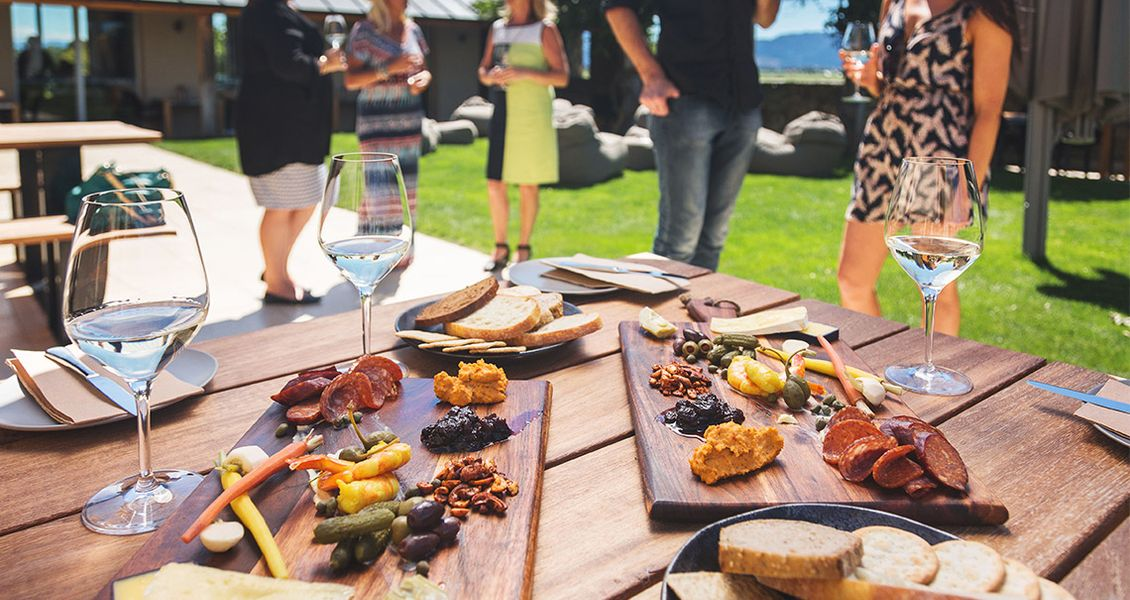 Wine and Food in Marlborough