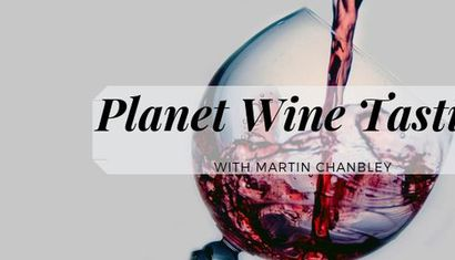Planet Wine Tasting with Martin Chanbly image