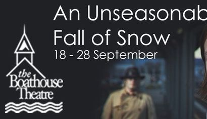 An Unseasonable Fall of Snow image