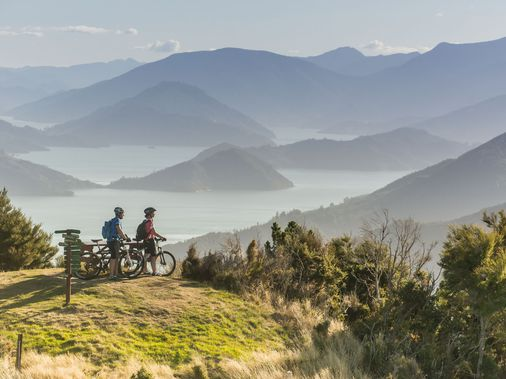 Tackle an epic bike ride