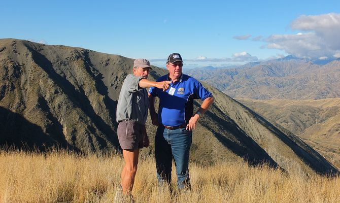 Visit Molesworth Station